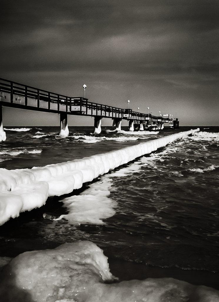iced bridge
